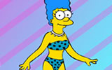 Marge Simpson Makeover