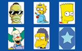 Simpsons Memory Game